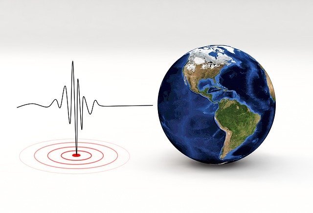 Real-time interactive earthquakes monitor